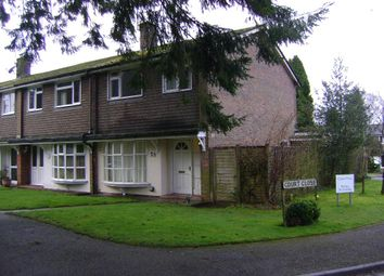 Thumbnail 3 bed end terrace house to rent in Court Close, Liphook