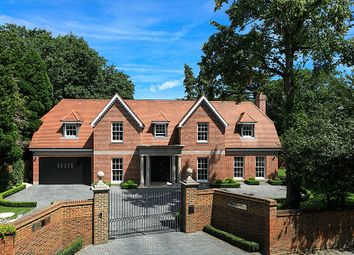 Thumbnail 5 bed detached house for sale in Coombe Lane West, Kingston-Upon-Thames