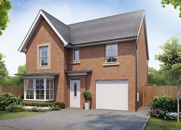 "Thumbnail 4 bed detached house for sale in ""Somerton"" at Warkton Lane, Barton Seagrave, Kettering"