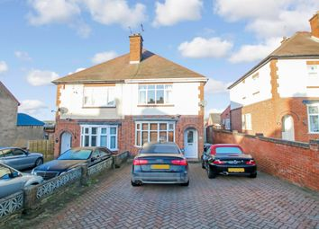 Thumbnail 3 bed semi-detached house for sale in School Hill, Hartshill, Nuneaton