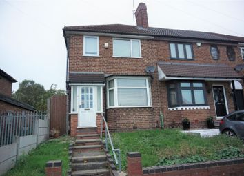 Thumbnail 3 bed semi-detached house for sale in Boswell Road, Birmingham