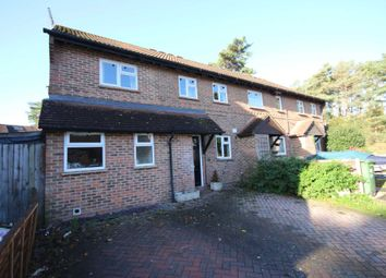 Thumbnail 4 bed end terrace house for sale in Coombe Pine, Bracknell