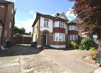 Thumbnail 4 bed semi-detached house for sale in Lullington Garth, London