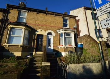 Thumbnail 2 bed terraced house to rent in Bill Street Road, Strood, Rochester