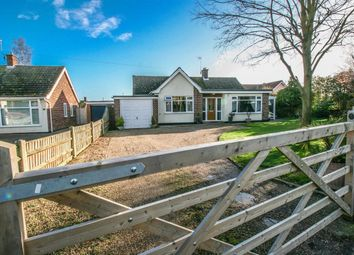 Thumbnail 3 bed detached bungalow for sale in Cotmer Road, Carlton Colville, Lowestoft