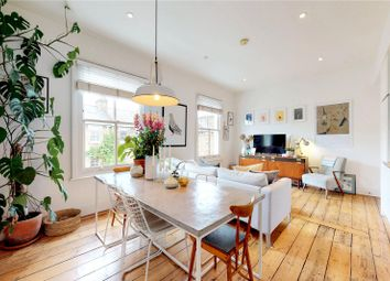 Thumbnail 3 bed flat for sale in Cricketfield Road, London