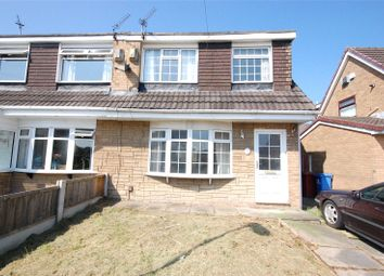 Thumbnail 3 bedroom semi-detached house for sale in Grassington Crescent, Woolton, Liverpool