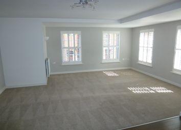Thumbnail 2 bed flat to rent in Rockbourne Road, Sherfield-On-Loddon, Hook