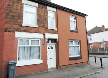 Thumbnail 3 bedroom terraced house for sale in Clarence Road, Longsight, Manchester