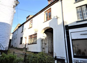 Thumbnail 2 bed flat for sale in Baptist Street, Calstock, Cornwall