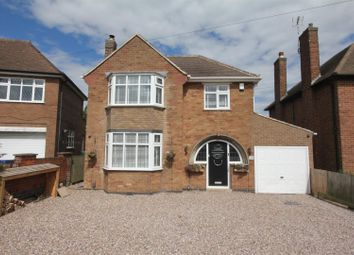 Thumbnail 4 bed detached house for sale in Sunnyhill, Burbage, Hinckley