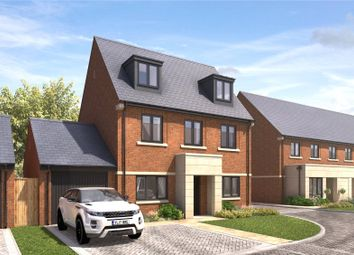 Thumbnail 5 bed detached house for sale in Orchard Lane, East Molesey, Surrey