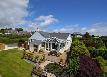Thumbnail 4 bedroom detached bungalow for sale in Five Lanes, Dobwalls, Liskeard, Cornwall