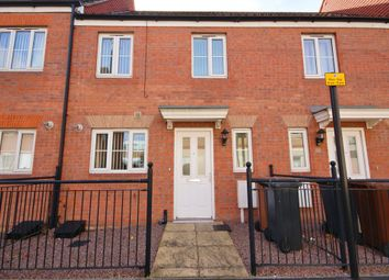 Thumbnail 3 bed terraced house for sale in Riverside Drive, Anchor Quay, Lincoln