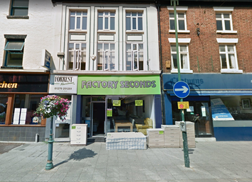 Thumbnail Retail premises for sale in Earle Street, Crewe
