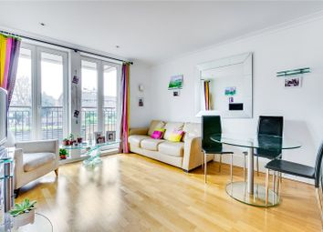 Thumbnail 1 bed flat to rent in Bailey House, Coleridge Gardens, London