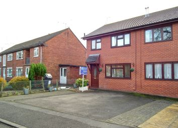 Thumbnail 3 bed semi-detached house to rent in Wallfields, Nantwich