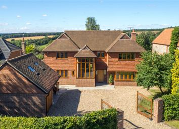 Thumbnail 5 bedroom detached house for sale in Frieth Road, Marlow, Buckinghamshire