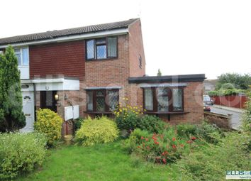 Thumbnail 2 bed end terrace house for sale in Rivington Crescent, Mill Hill, London