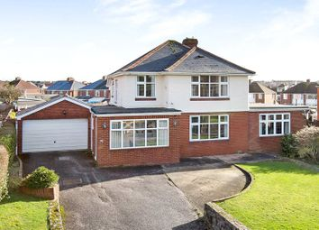 Thumbnail 4 bed detached house for sale in Summer Lane, Exeter