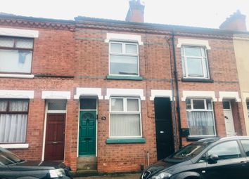Thumbnail 3 bed terraced house to rent in Bosworth Street, West End, Leicester