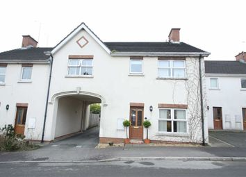 Thumbnail 4 bed town house for sale in Cedar Hill, Ballynahinch, Down