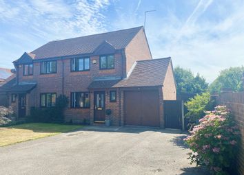Old School Place, Meadow Lane, Burgess Hill RH15. 3 bed semi-detached house for sale
