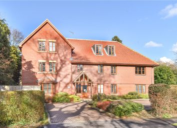 Thumbnail 2 bed flat for sale in Ashley House, Waverley Close, Camberley