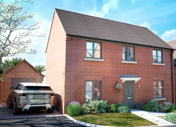 Thumbnail 4 bed detached house for sale in Plot 20, The Jam Factory, Easterton, Devizes