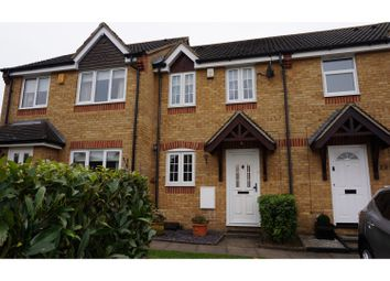 Thumbnail 2 bed terraced house for sale in Byron Drive, Erith