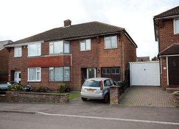 Thumbnail 4 bed semi-detached house for sale in Silecroft Road, Luton