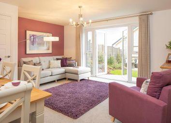 "Thumbnail 3 bedroom semi-detached house for sale in ""Folkesbridge"" at Burlow Road, Harpur Hill, Buxton"