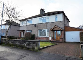 Thumbnail 3 bed semi-detached house for sale in Balmoral Road, Johnstone