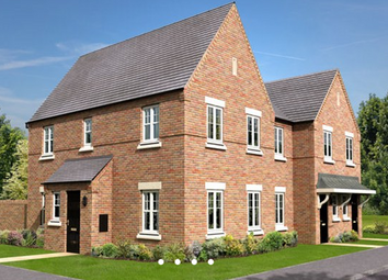 Thumbnail 3 bed detached house for sale in Bridgewater Park, Winnington Lane, Northwich, Cheshire