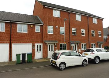 Thumbnail 4 bed town house for sale in Dodd Road, Watford