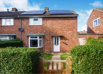 Thumbnail 2 bedroom semi-detached house for sale in Queen Mary Road, Lincoln