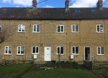 Thumbnail 2 bed terraced house to rent in Henhayes, Crewkerne