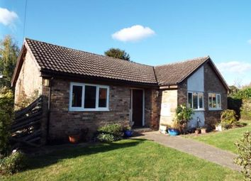 Thumbnail 2 bed bungalow for sale in Bell Lane, Alconbury, Huntingdon, Cambridgeshire