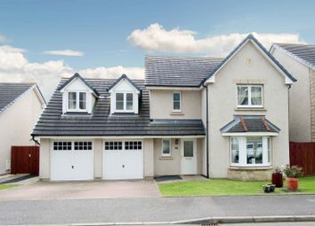 Thumbnail 4 bed property for sale in Inchgarvie Avenue, Burntisland, Fife
