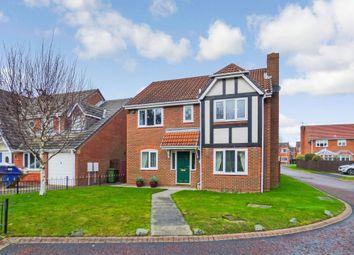 Thumbnail Detached house for sale in Ellerton Way, Cramlington