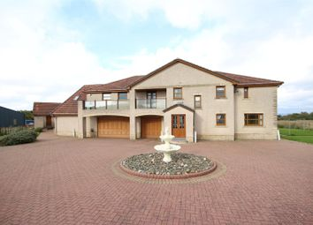 Thumbnail 5 bedroom property for sale in Campsie View, Auchentibber, Glasgow