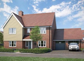 Thumbnail 5 bed detached house for sale in The Mulberry At Beaulieu, Centenary Way, Off White Hart Lane, Chelmsford