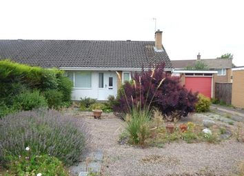 Thumbnail 2 bed semi-detached bungalow for sale in Kirkstone Crescent, Carlisle, Cumbria