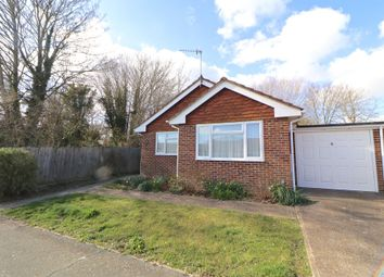 Thumbnail 2 bed bungalow for sale in Swanley Close, Eastbourne, East Sussex