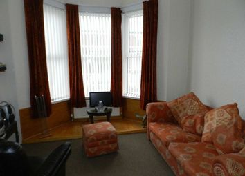 Thumbnail 4 bedroom terraced house for sale in Egerton Road, Blackpool