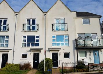 Thumbnail 3 bed town house to rent in Skye Cresent, Newton Leys, Bletchley
