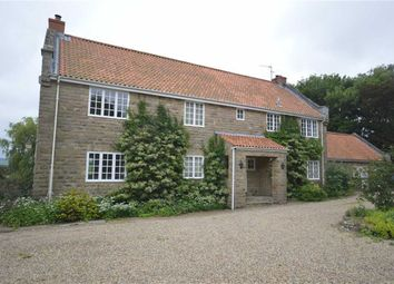 Thumbnail 5 bed detached house to rent in Main Street, Hutton Buscel, Scarborough