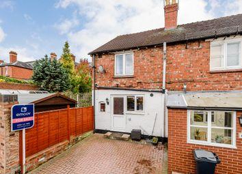 Thumbnail 2 bed end terrace house for sale in Kingsland Cottages, Longden Coleham, Shrewsbury