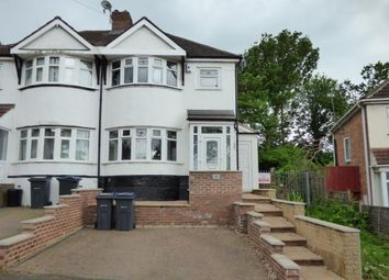 Thumbnail 3 bedroom semi-detached house for sale in Marsham Road, Kings Heath, Birmingham, West Midlands