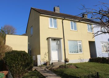 Thumbnail 3 bedroom end terrace house for sale in Budshead Road, Crownhill, Plymouth